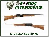 Browning BAR Grade II 243 made in Belgium in 71