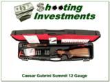 Caesar Guerini Summit Ascent 12 Gauge in case