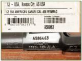 CZ 550 Safari Classic 458 Win Mag ANIB - 4 of 4