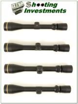 Leupold Vari-x III 3.5-10 Matt rifle scope Looks New