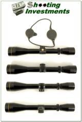 Leupold VX I 4-12 Gloss rifle scope looks new