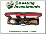 Caesar Guerini Summit Ascent 12 Gauge in case