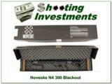 Noveske Gen III N4 AR-15 in 300 Blackout as new