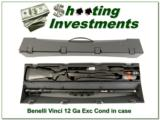 Benelli Vinci Super Sport 12 Ga 30in as new
