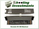 Noveske Gen III N4 AR-15 in 300 Blackout as new