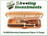 Browning 1961 Superposed Pigeon Grade 12 Gauge ANIC - 1 of 4