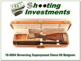 Browning Superposed Diana Grade Trap in case - 1 of 4