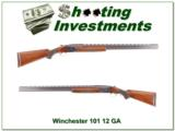 Winchester 101 12 Gauge SxS 28in Exc Cond - 1 of 4