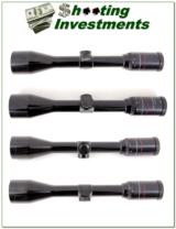 Weatherby Supreme 3-9x Scope Exc Cond!