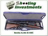 Beretta AL 391 Urika 2 20 Ga Exc Cond 30in barrel!