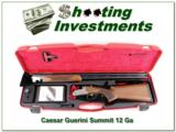 Caesar Guerini Summit 12 Ga 30 in in case