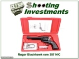 Ruger Blackhawk 44 Magnum NIC 50 years of Blackhawk!