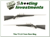 Tikka T3 Left Handed Stainless 7mm Rem Mag
