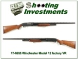 Winchester Model 12 3in 1957 with factory Trap Rib - 1 of 4