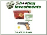 Colt 1911 Service Model ACE 22 LR ANIB