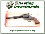 Ruger Super Blackhawk New Model 44mag 7.5""