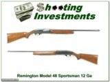 Remington Model 48 Sportsman hard to find 16 Gauge!