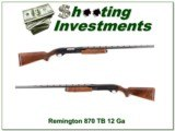 Remington 870 TB 870TB Trap 12 Gauge 30in