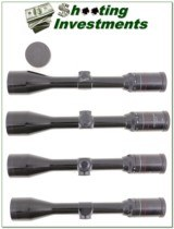 Weatherby Supreme 3-9X44 scope Mint collector condition!
