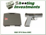 H&K Heckler & Koch VP-9 Grey 9mm NIB