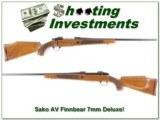 Sako AV Finnbear Deluxe 7mm Remington Mag