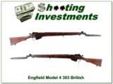 British Enfield (WWI & WWII) No. 4 MK2 303 British