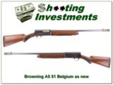 Browning A5 Light 12 51 Belgium near new!