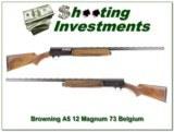 Browning A5 Magnum 12 73 Belgium!