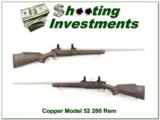 Cooper Model 52 Jackson in 280 Rem Medium Stainless barrel