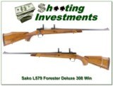 Sako L579 Forester Deluxe in hard to find 308 Win!