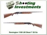 Remington 1100 LW 28 Ga Skeet T