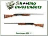 Remington 870 TC Wingmaster 12 Ga Trap - 1 of 4