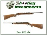 Daisy Heddon VL Rifle .22 Caseless w/ 500 Rounds