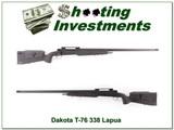 Dakota T-76 Longbow hard to find and early 338 Lapua