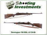 Remington 700 BDL Left Handed 30-06