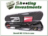 Benelli M2 12 Ga 28in near new in case