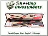 Benelli Super Black Eagle 3 All Black 12 Ga 28in NIC