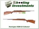 Remington 592M 5mm Remington Magnum!