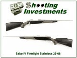 Sako 75 Finnlight Stainless Fluted hard to find 25-06 - 1 of 4