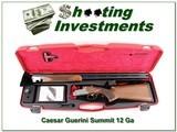 Caesar Guerini Summit 12 Ga 30 in in case