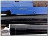 Beretta A400 Xcel 12 Ga Blue Receiver Kick-off pad - 4 of 4