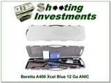 Beretta A400 Xcel 12 Ga Blue Receiver Kick-off pad - 1 of 4