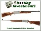 Browning BAR Grade III 70 Belgium 30-06 collector!