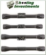 Weatherby Imperial 2-7X German Rifle Scope Collector!