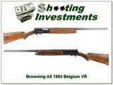 Browning A5 12 Ga 1954 Belgium