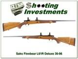 Sako Finnbear L61R Deluxe Bofers Steel 30-06
