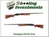 Remington 870 TB 870TB Trap 12 Gauge 30in