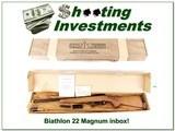 Izhmash Biathlon 22 Magnum Exc Cond in box