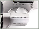 Ruger SP101 2.5in Stainless 357 in box - 4 of 4