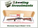 Winchester Super-X Model 1 Skeet NIB